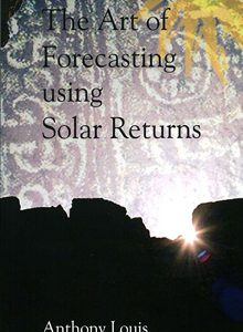 Art of Forecasting using Solar Returns