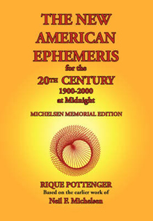 New American Ephemeris 20th C Midnight