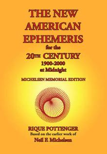 New American Ephemeris 20th C Midnight