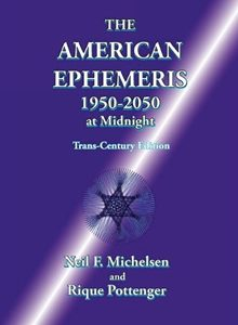 American Ephemeris 1950 - 2050 at Midnight