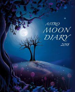 Astrocal 2018 Moon Diary